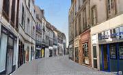 Rue des Forges - Dijon 3d - Lornet-Design 2010