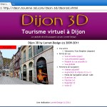 Page x3dom Dijon 3d